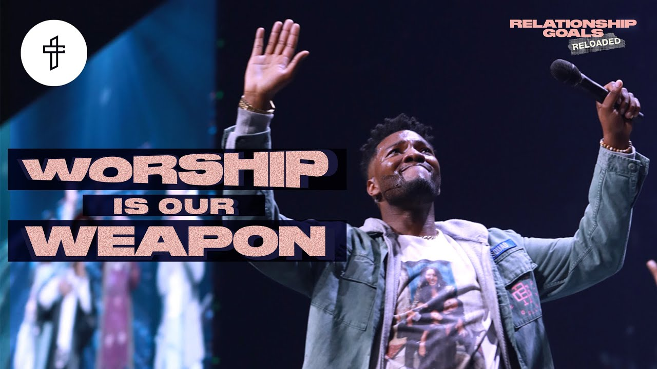 Spontaneous Worship with Doe Jones & Chandler Moore | Worship is our Weapon | Transformation Chu