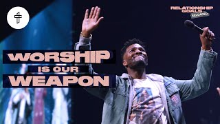 Spontaneous Worship with Doe Jones & Chandler Moore | Relationship Goals Reloaded (Part 4)