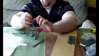 How To Make A Pump Action Crossbow Part 1 - Plans And Materials