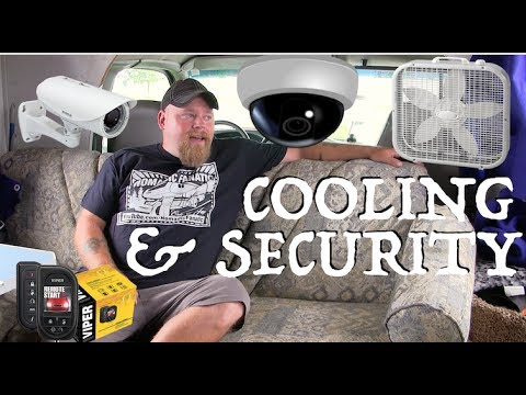 Keeping Cool, Remote Start AC & Security Cameras Explained