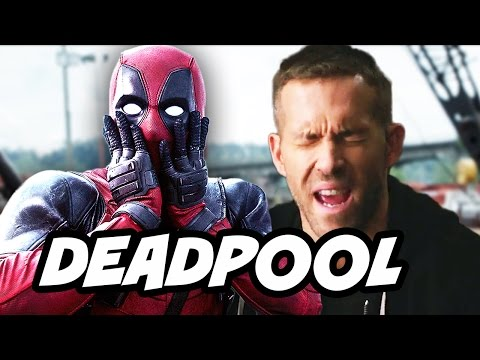 Deadpool 2 Update and Deadpool Trolls Deadpool