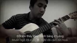 YEU MOT MINH [Guitar Solo] [K'K] (classic)