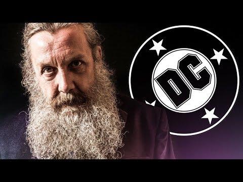 A TRETA de ALAN MOORE com a DC COMICS | PN Especial #85