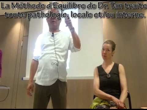 Méthode D'Equilibre de Dr. Tan: efficacité tendinite
