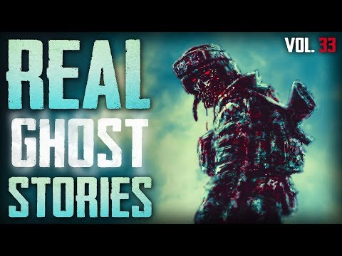My Terrifying Encounter As A Marine | 11 True Scary Paranormal Ghost Horror Stories (Vol. 33)
