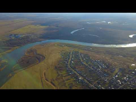 Осенний Мариинск  250 м и 500 м