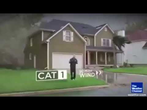 The Differences In Damage A Category 1 2 3 4 And 5 Hurricane Can Cause