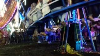 Ombak Banyu Pasar Malam SEKATEN Yogyakarta 2016