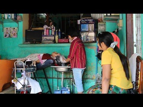 Burma (Myanmar) - Streets of Mandalay