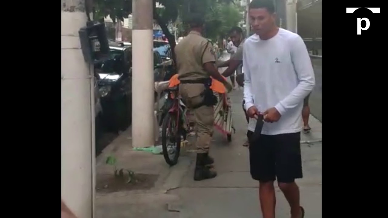Guardas municipais agridem vendedor com deficiência e apreendem mercadorias - Ponte Jornalismo