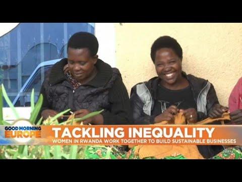 Euronews:Women lead the efforts to tackle inequality in Rwanda