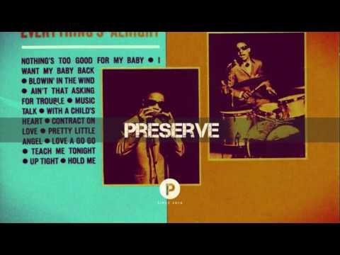 Stevie Wonder - Uptight (Everything's Alright) ('66)
