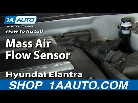 how to change alternator on 2001 hyundai elantra