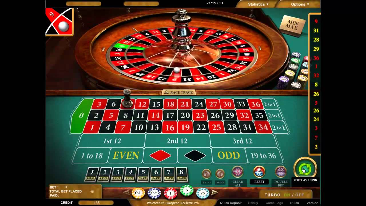 Beste Roulette System