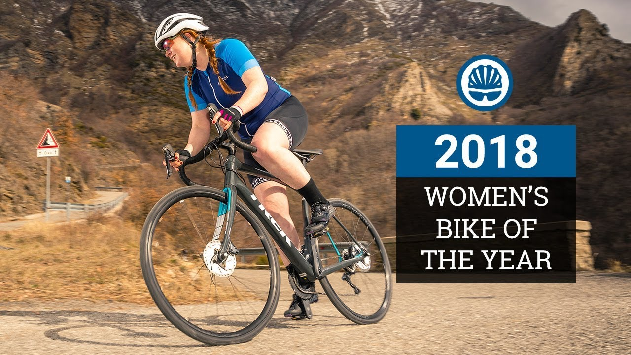 62258ac3b2f Trek Domane SL6 - Women's Road Bike of the Year Winner 2018 - YouTube