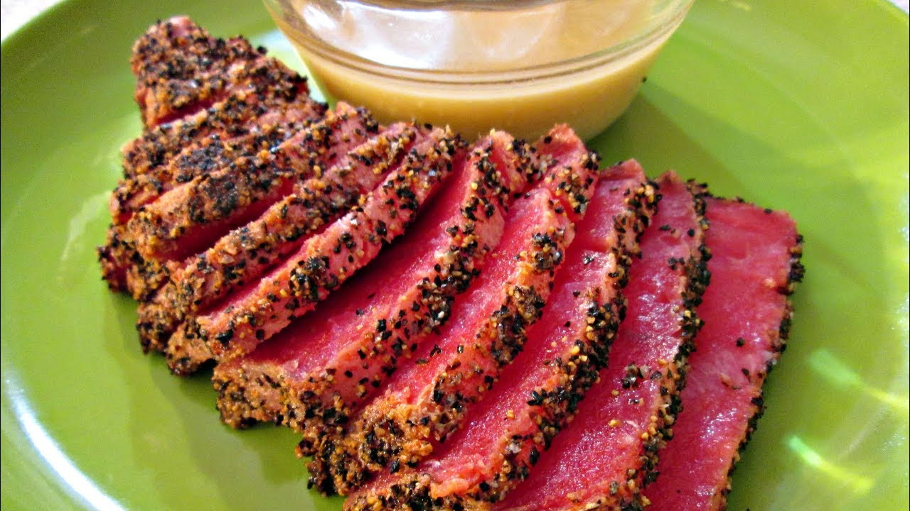 Seared Tuna Steak Recipe Gordon Ramsay Dandk Organizer