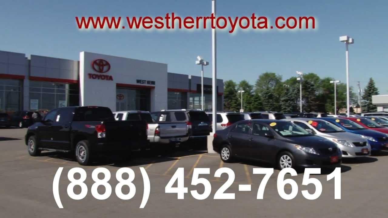 Good Buffalo Toyota Dealer | West Herr Toyota Williamsville