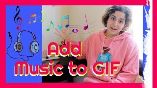 Gambar cover Add Audio To GIF Tutorial: Easily add music to your GIF
