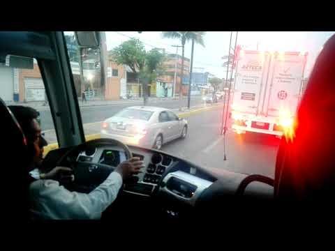 OCC ENTRANDO A LA TERMINAL DE VERACRUZ  7:00 AM