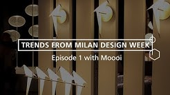 Best Design Trends Ep 1 | 2016 Milan Design Week