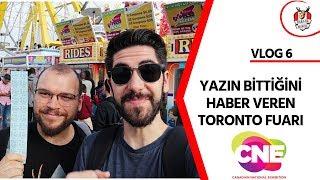 Toronto Fuarı vs. Kocaeli Fuarı│Elimiz Boş Döndük :(│Vlog 6
