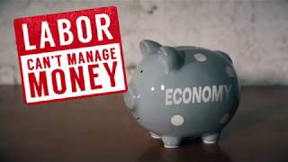 Labor Can't Manage Money