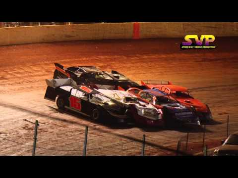 Spins and Wrecks North Georgia Speedway March 5th 2016