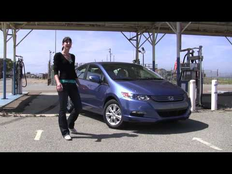 2010 Honda Insight Review