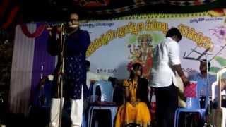 krishna mukunda murari flute by k.r.s.giri
