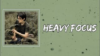 heavy focus - Adrianne Lenker 🎧Lyrics