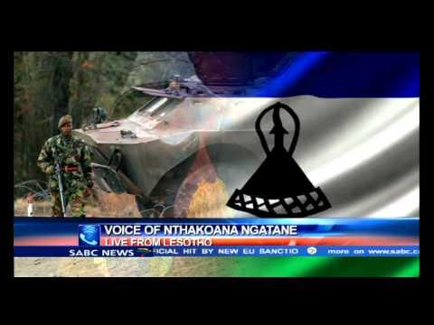 Latest on Lesotho