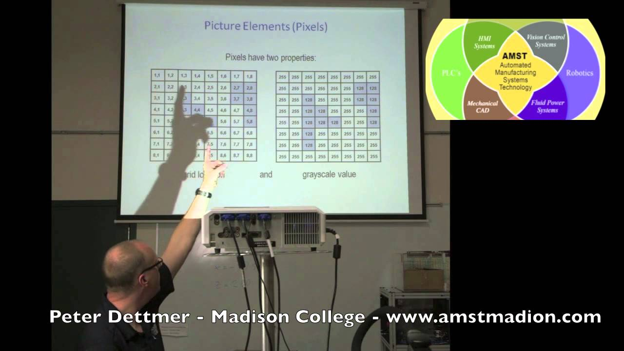Intro to Machine Vision and Robotics - part 1