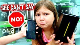 SISTER CAN'T SAY NO FOR A DAY! ~ Timmy Is In Charge for 24hrs