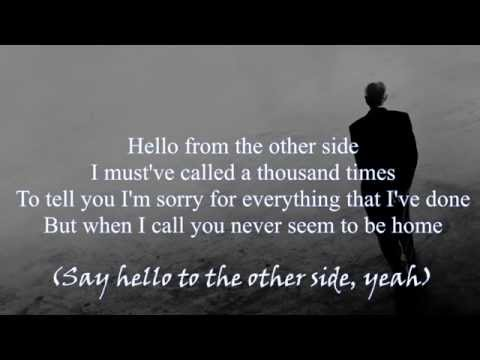 Adele - Hello (LYAR ft. Taps & JDam Cover) Lyrics