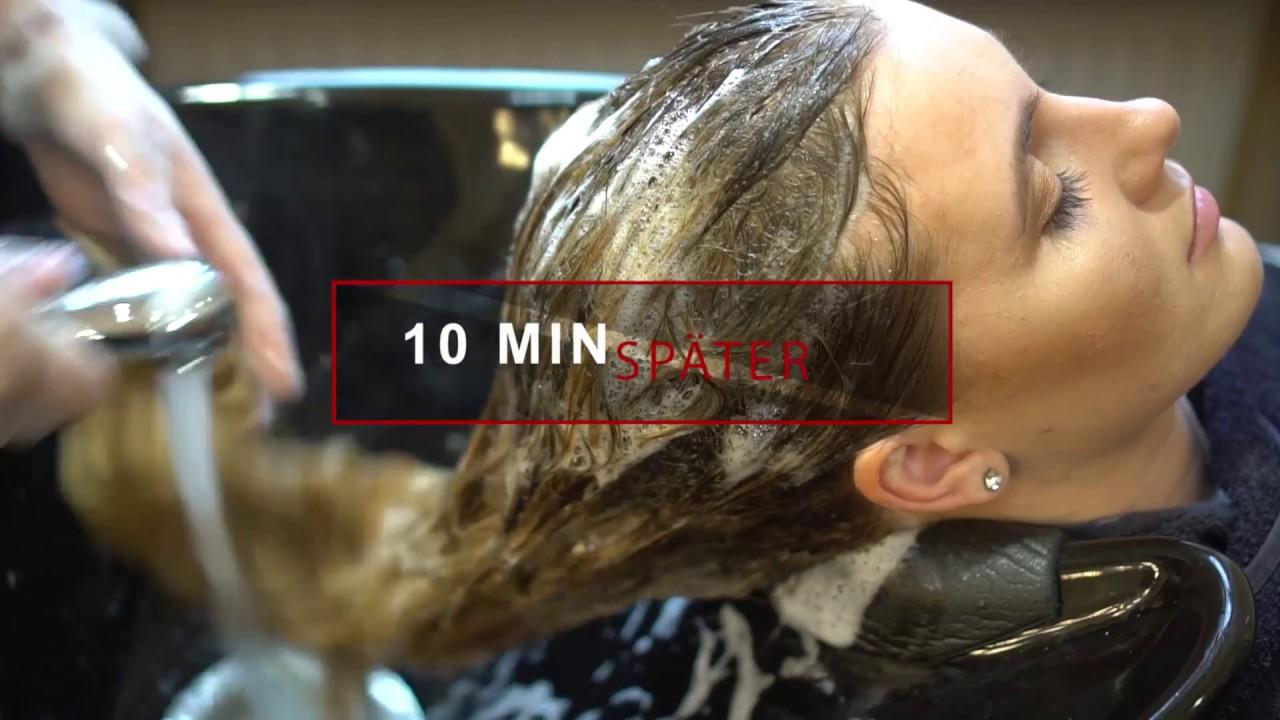 Wie Man Haare Richtig Färbt Balayage Technik Tutorial Youtube
