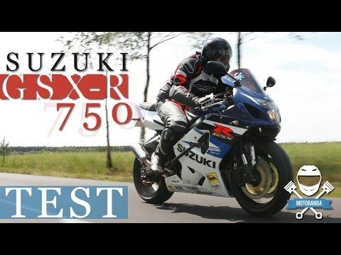 POŻERACZ KLASY 600 Ccm! Suzuki GSX-R 750 K4 - K5 ( 2004 - 2005)