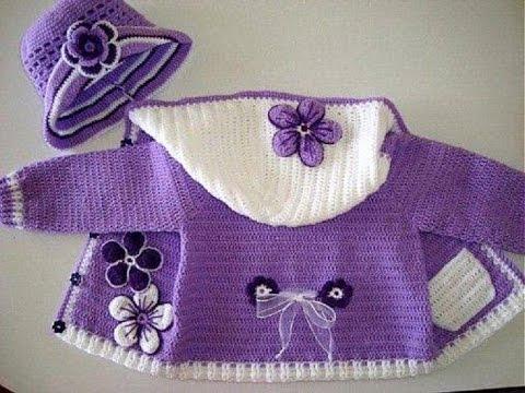 Вязаные кофточки спицами для маленьких девочек
