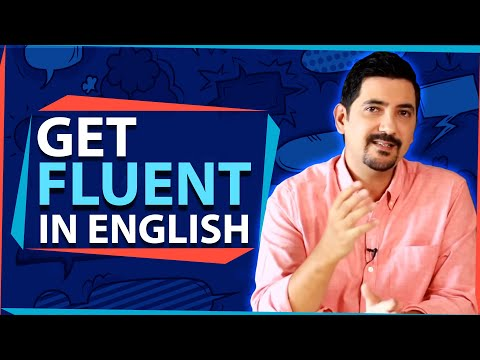 How I Became Fluent In English - And How You Can Too ✓