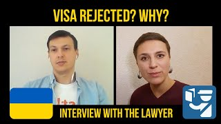 🇺🇦✒✈ VISA TO UKRAINE - HOW TO APPLY