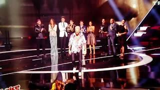 Matt Pokora Pousse Lisandro Dans The Voice