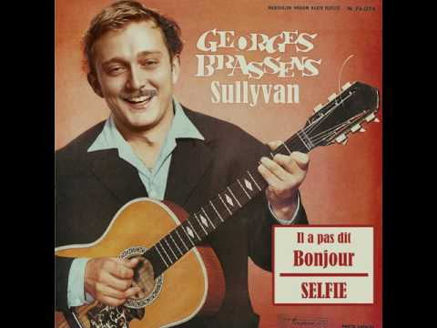 Brassens chante Vald - Bonjour