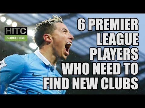 6 Premier League Players Who NEED To Find New Clubs