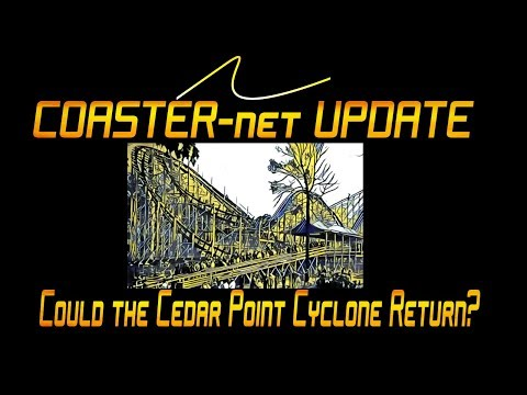 Oceania Stadium Being Torn Down, Could Cedar Point Cyclone Return? - COASTER-net Update