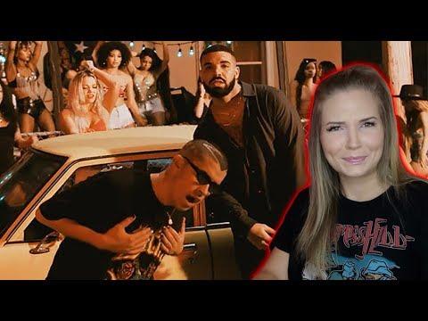 Bad Bunny feat. Drake - Mia | MUSIC VIDEO REACTION
