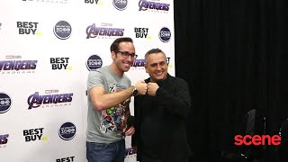 Joe Russo AVENGERS ENDGAME Interview! - Chicago Scene