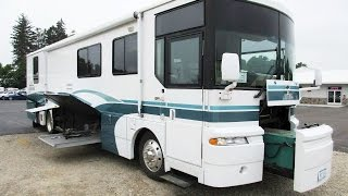 HaylettRV.com - 1999 Ultimate Advantage Used Class A Diesel Pusher Motorhome by Winnebago RV