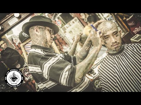 A Documentary on Liem Barber Shop: A Formation of a Culture - Barber (Chapter 3)