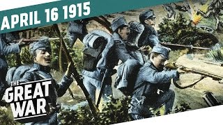 Russia Fails In The Mountains - Basra Falls I THE GREAT WAR - Week 38