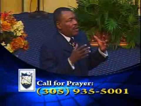 Pastor Cecil Lamb From Spirit Christ Center Ministries Pt