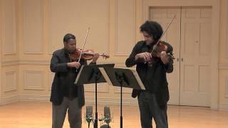 Halvorsen-Handel Passacaglia (played on Stradivarius